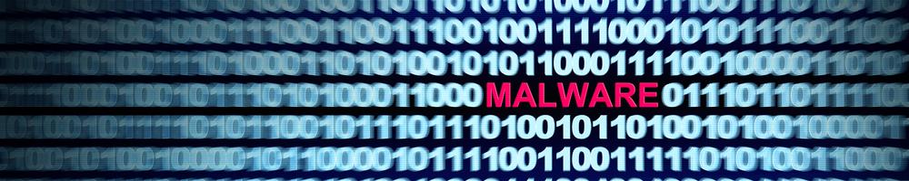 Malware-Warnung