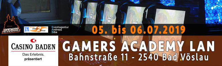 Gamers Academy LAN