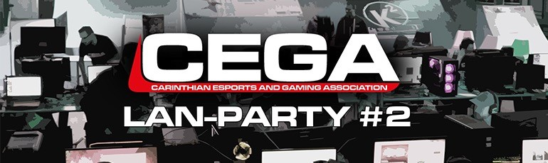CEGA – LAN-Party