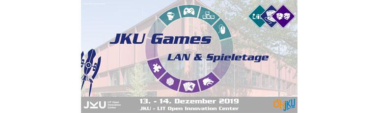 JKU Games - LAN & Spieletage